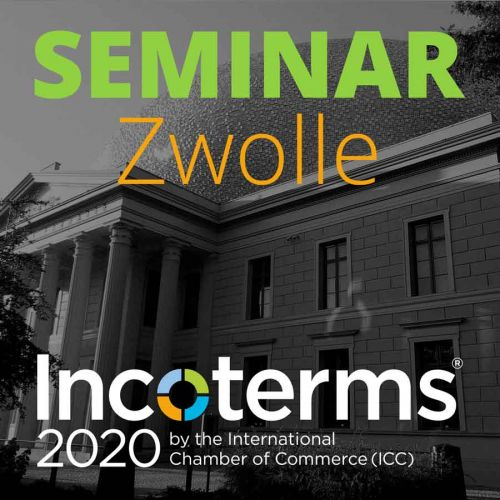 Seminar Incoterms 2020 Zwolle
